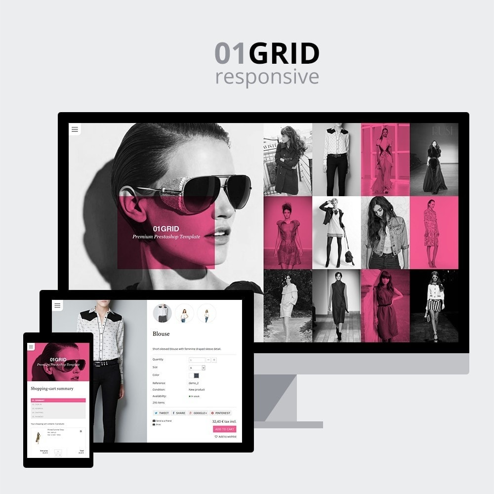 theme - Moda & Calzature - 01 Grid - 1