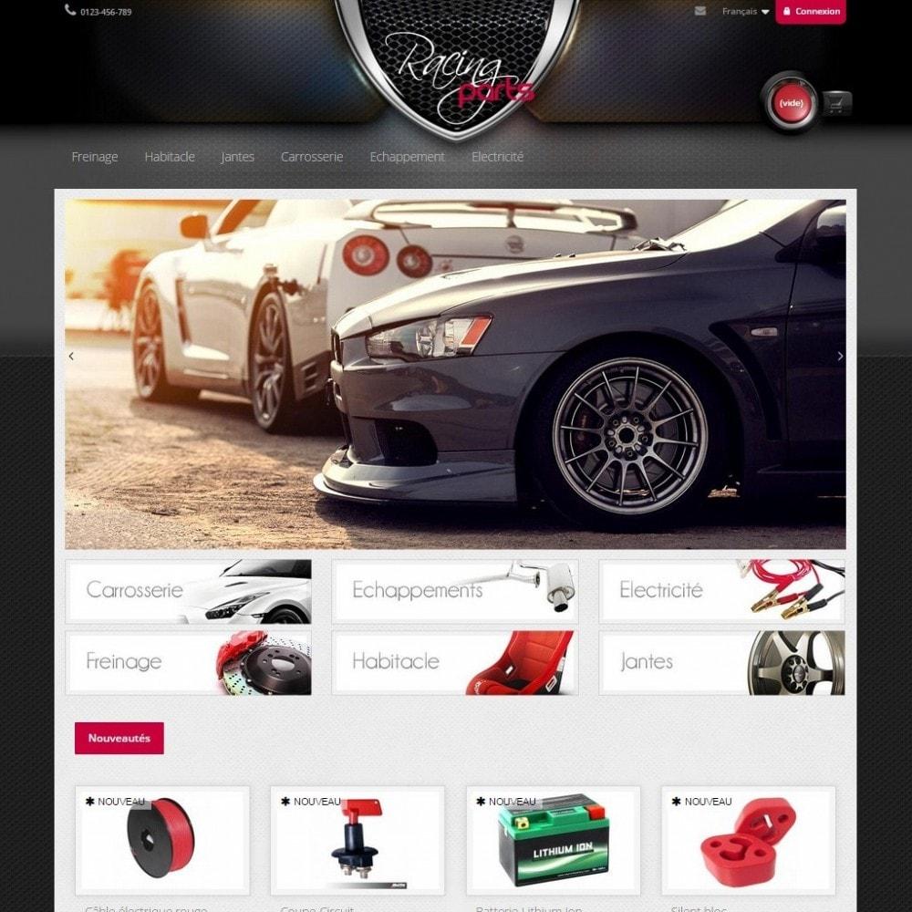theme - Авто и Мото - Racing Parts - 2