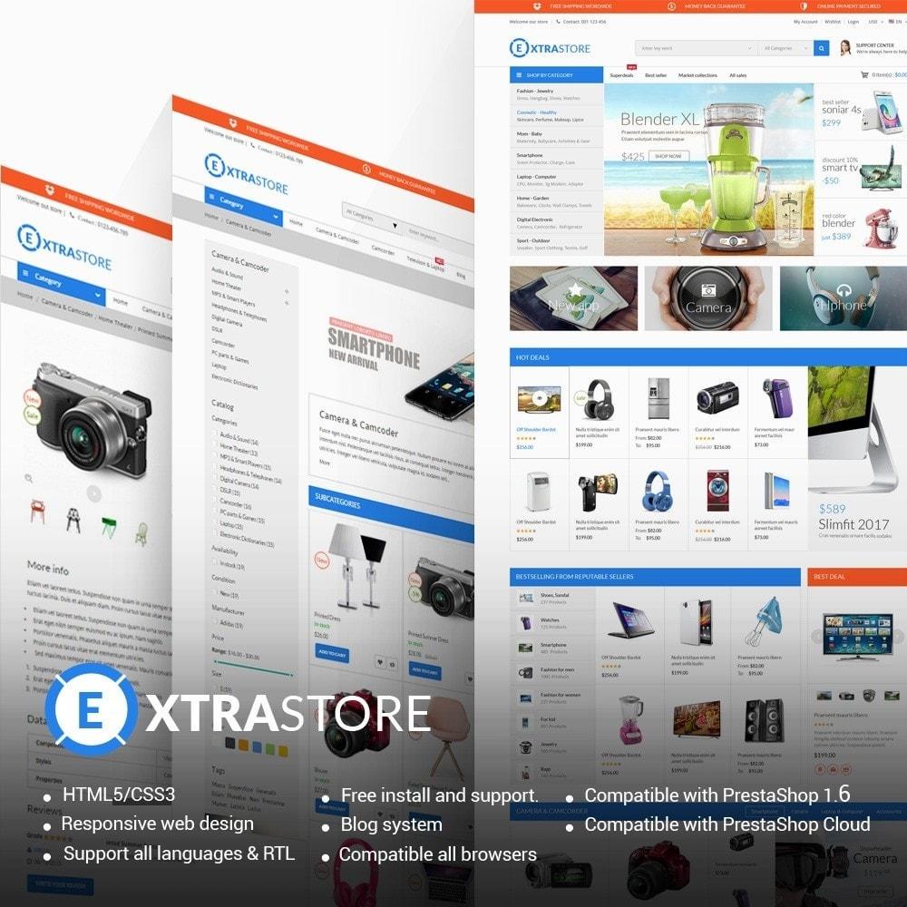 theme - Electrónica e High Tech - ExtraStore - Houseware Electronic - 1