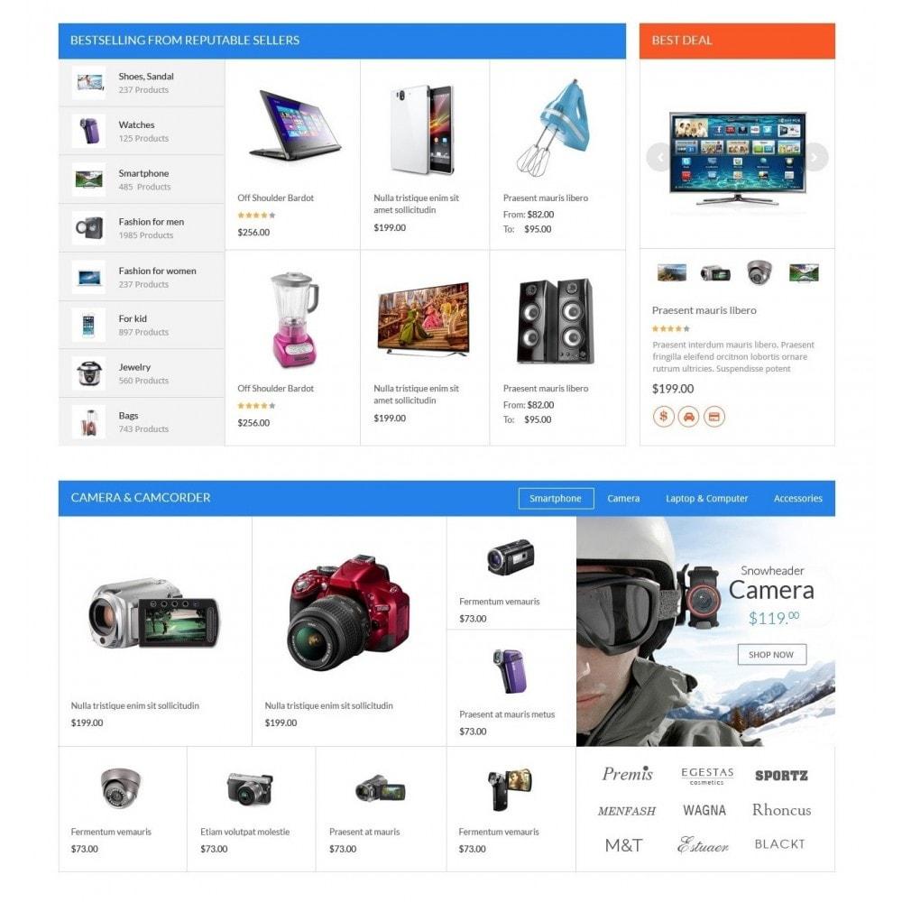 theme - Electrónica e High Tech - ExtraStore - Houseware Electronic - 3