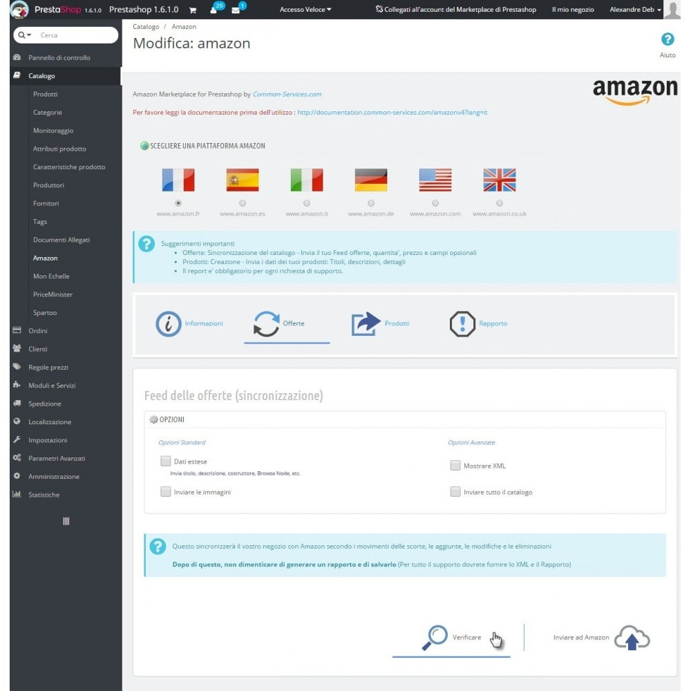 module - Marketplace - Amazon Market Place - 9