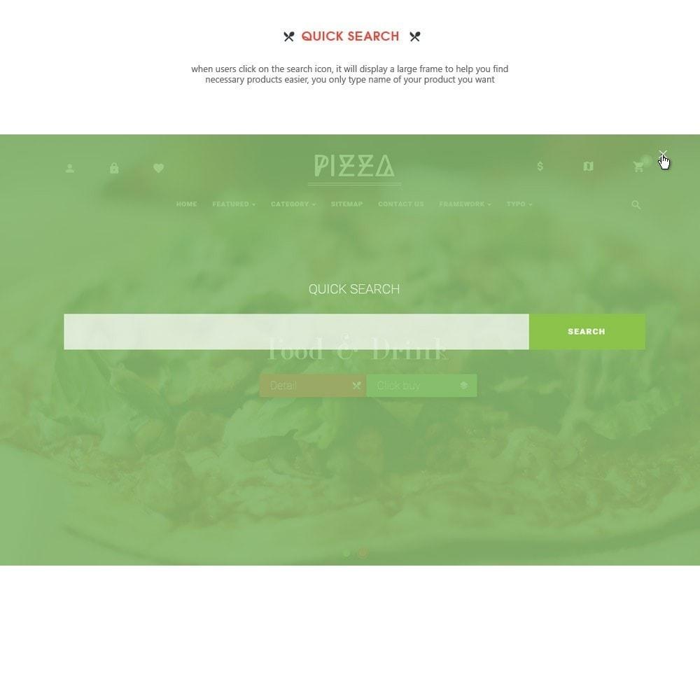 theme - Food & Restaurant - Leo Pizza - 4