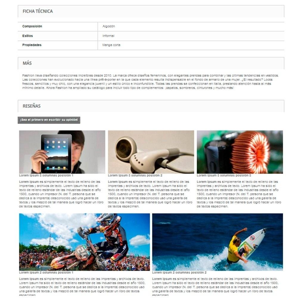 module - Sliders y Galerías de imágenes - Galería de imágenes en el producto - 2