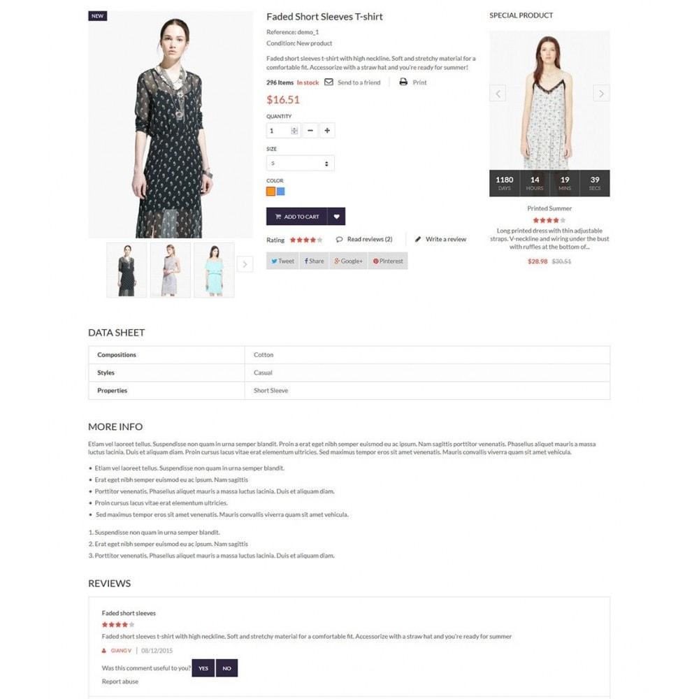 theme - Mode & Schuhe - Zerok - Fashion Store - 6