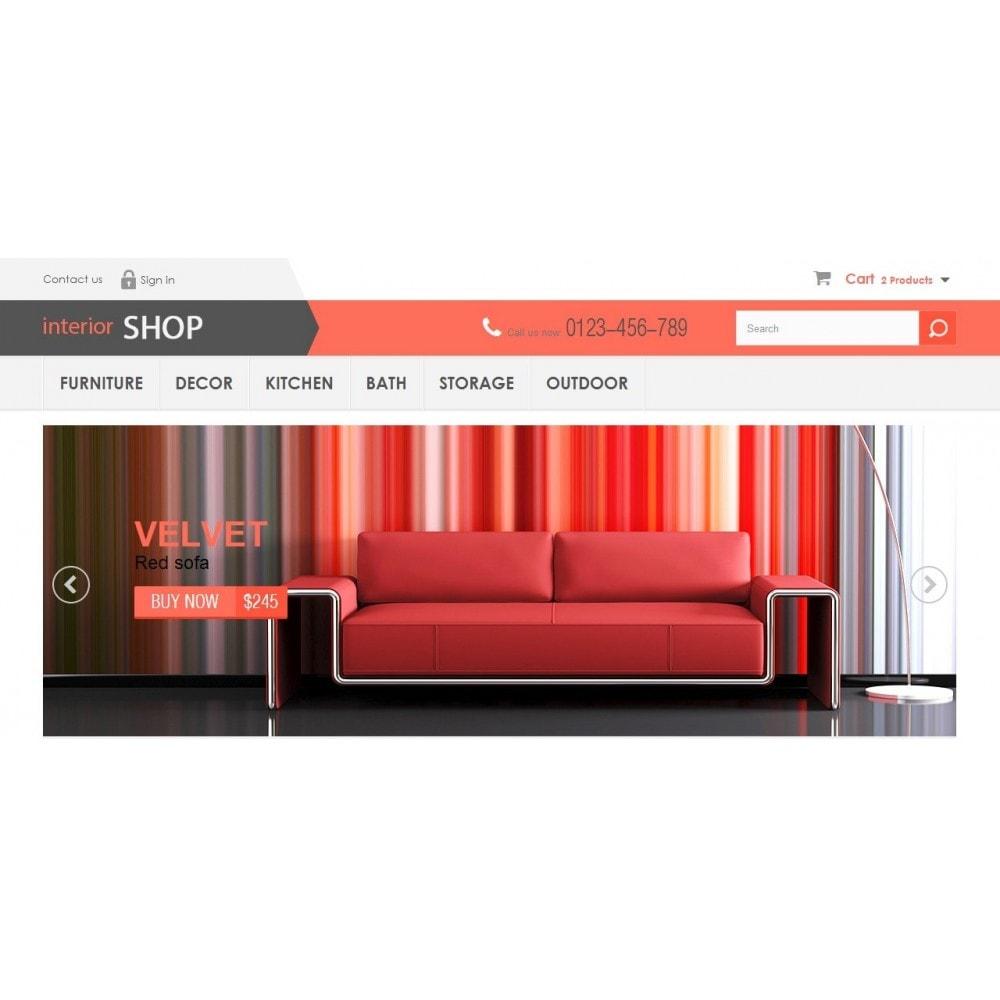theme - Huis & Buitenleven - Interior Shop 1.6 Responsive - 3