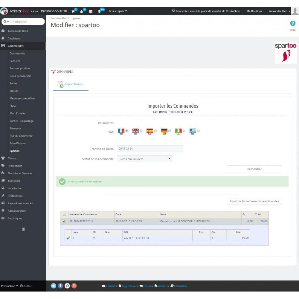module - Platforma handlowa (marketplace) - Spartoo - 13