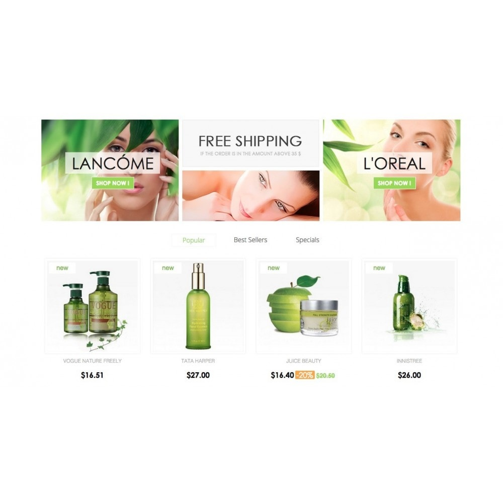 theme - Health & Beauty - GioCosmetics 1.6 Responsive - 4