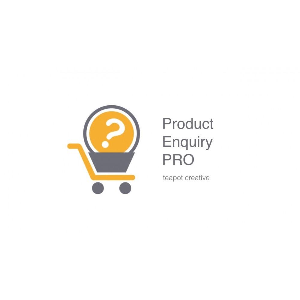 module - Formulaires de Contact & Sondages - Product Enquiry Pro - 1