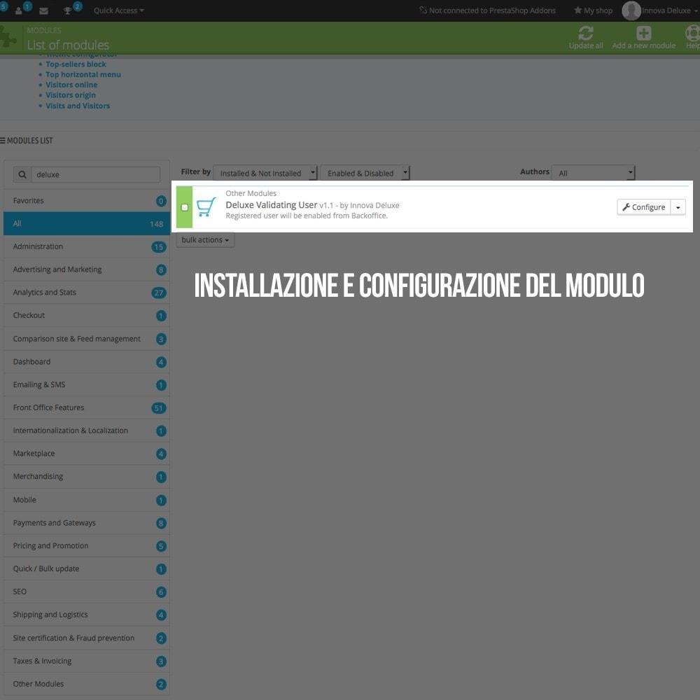 module - B2B - Conferma di registrazione degli utenti per attività B2B - 2