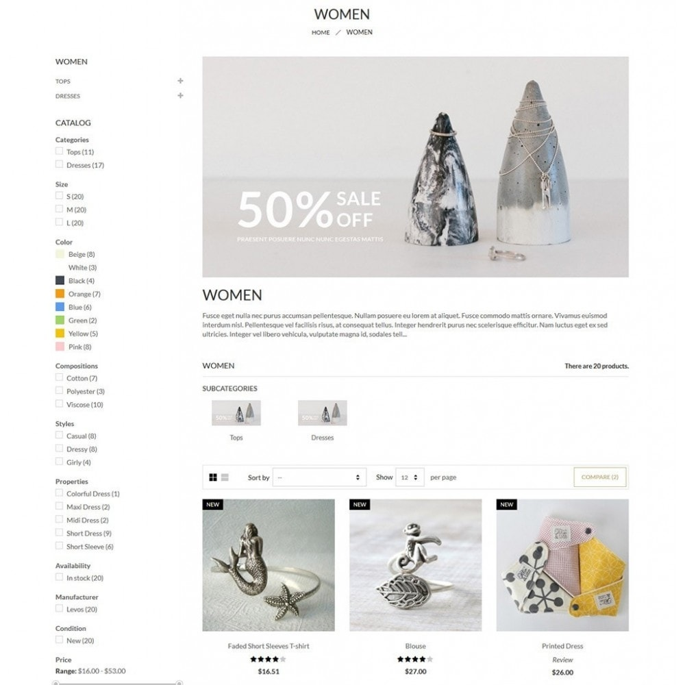 theme - Joyas y Accesorios - Jennifer - Beauty Store PrestaShop Theme - 5