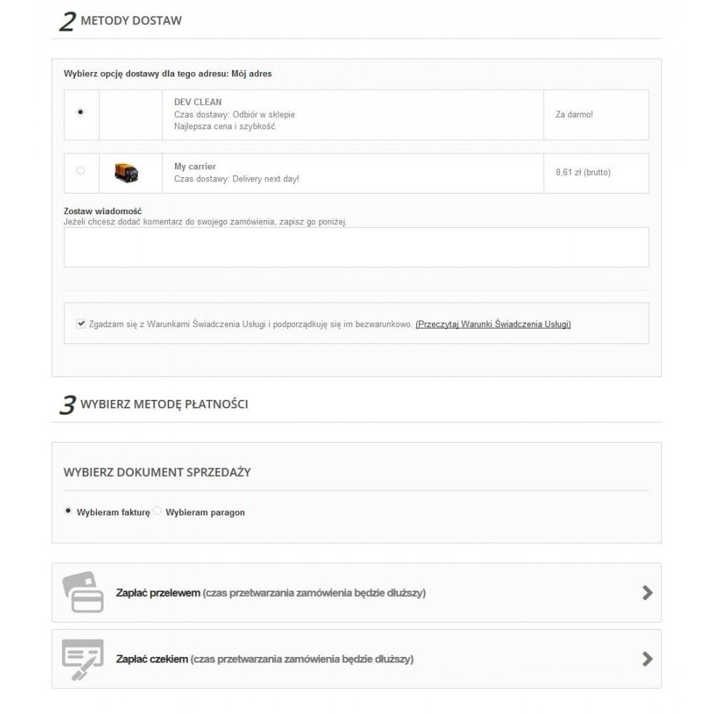 module - Księgowość & Fakturowania - Faktura / paragon Pro - 5
