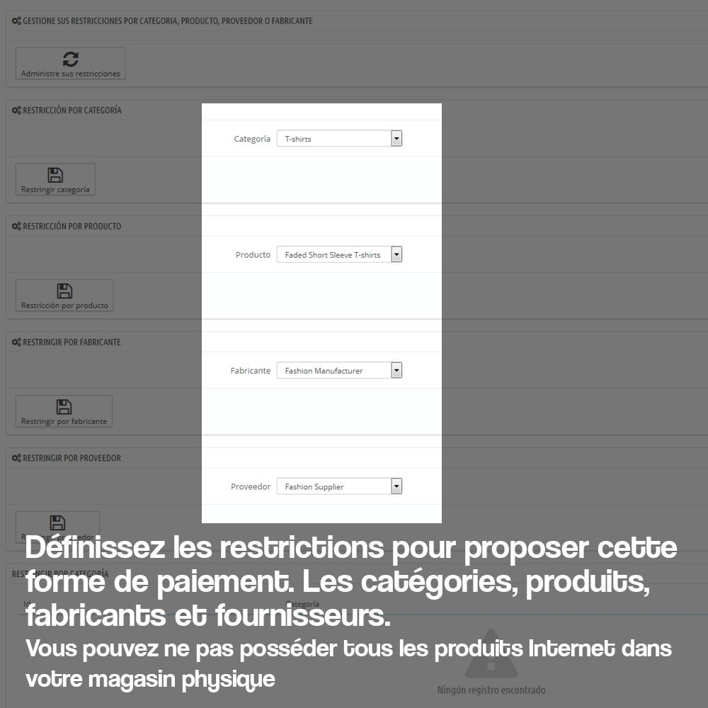 module - Paiement en Magasin - Paiement en magasin physique (commission optionnelle) - 6