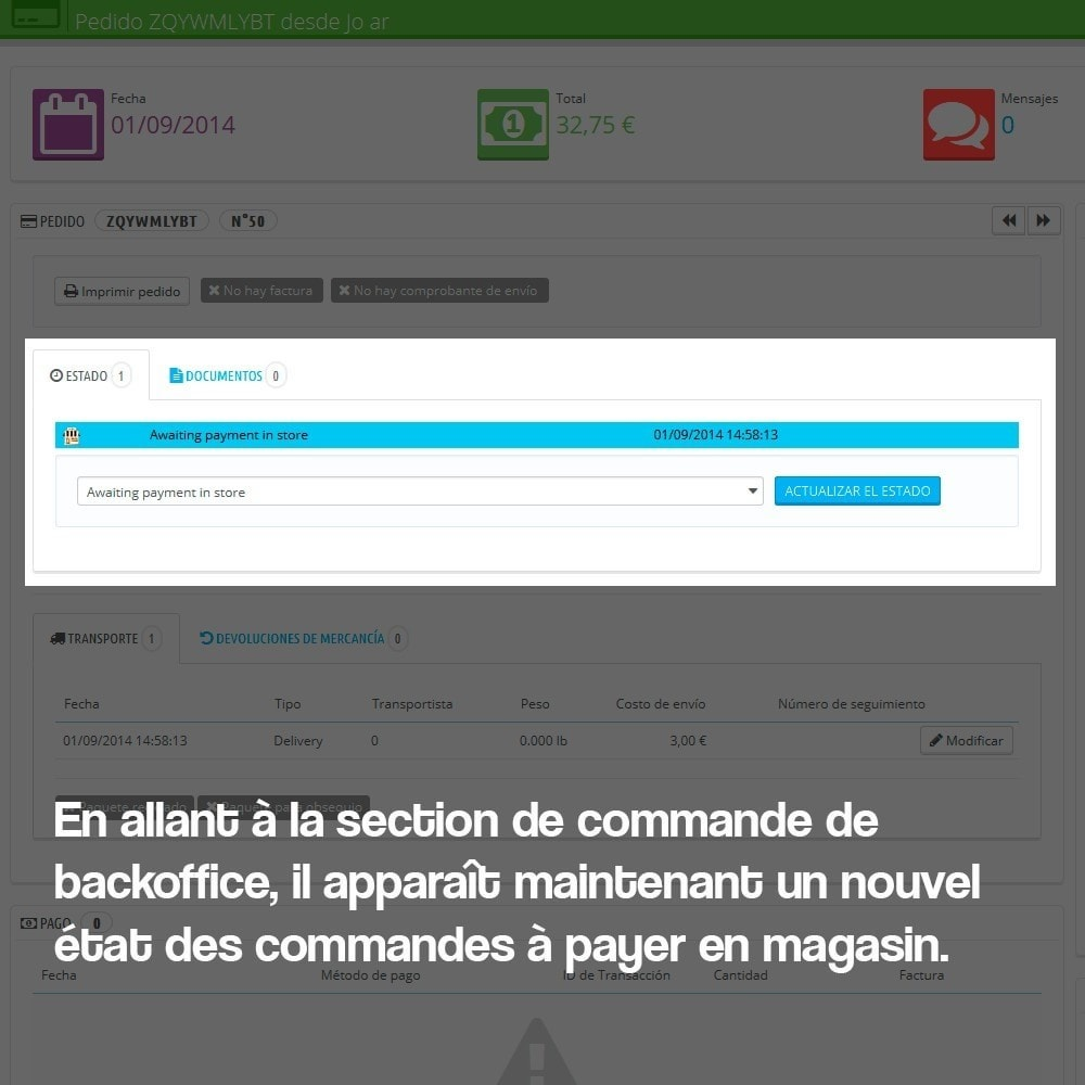 module - Paiement en Magasin - Paiement en magasin physique (commission optionnelle) - 10