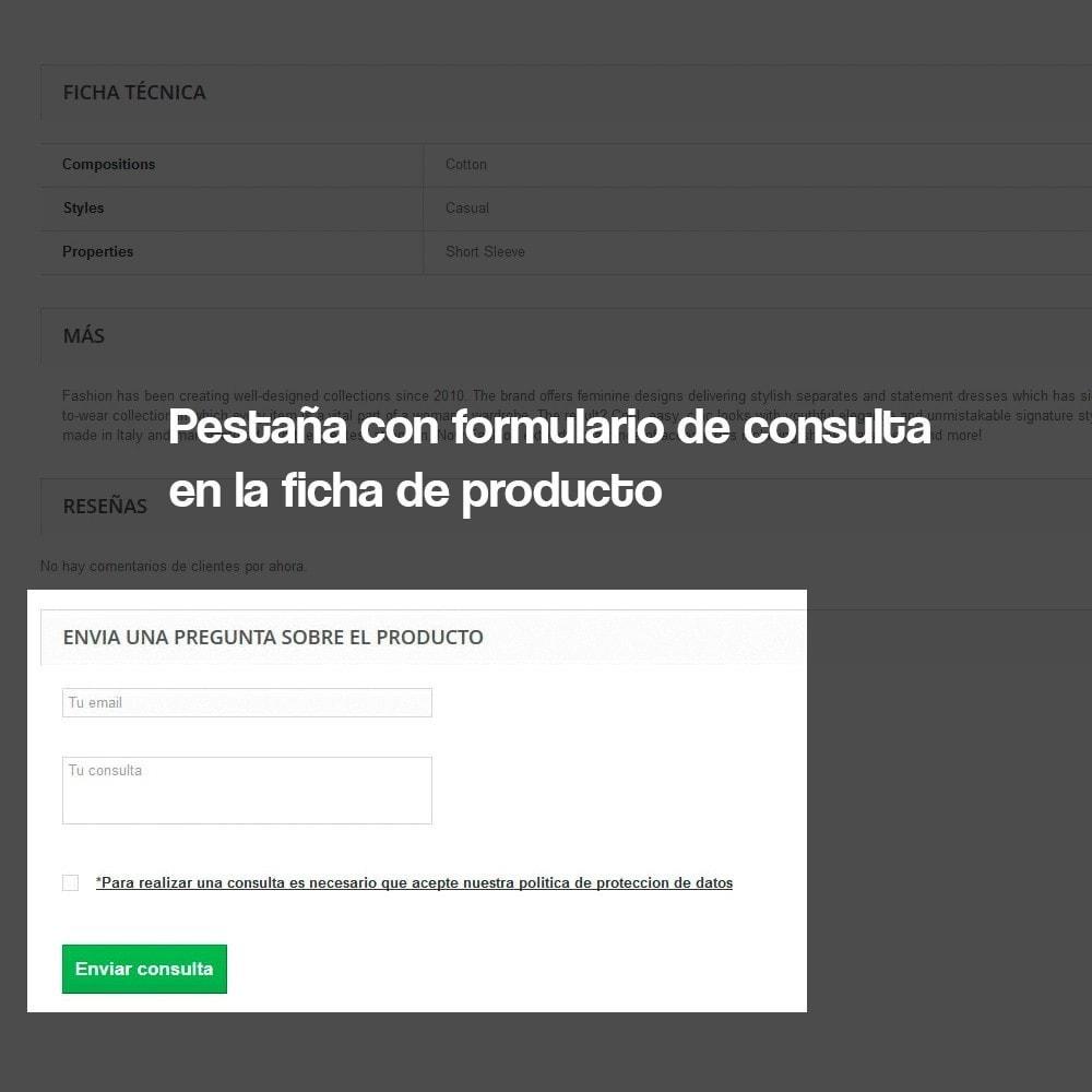 module - Marco Legal (Ley Europea) - Consulta desde Ficha de Producto (con LOPD) - 4
