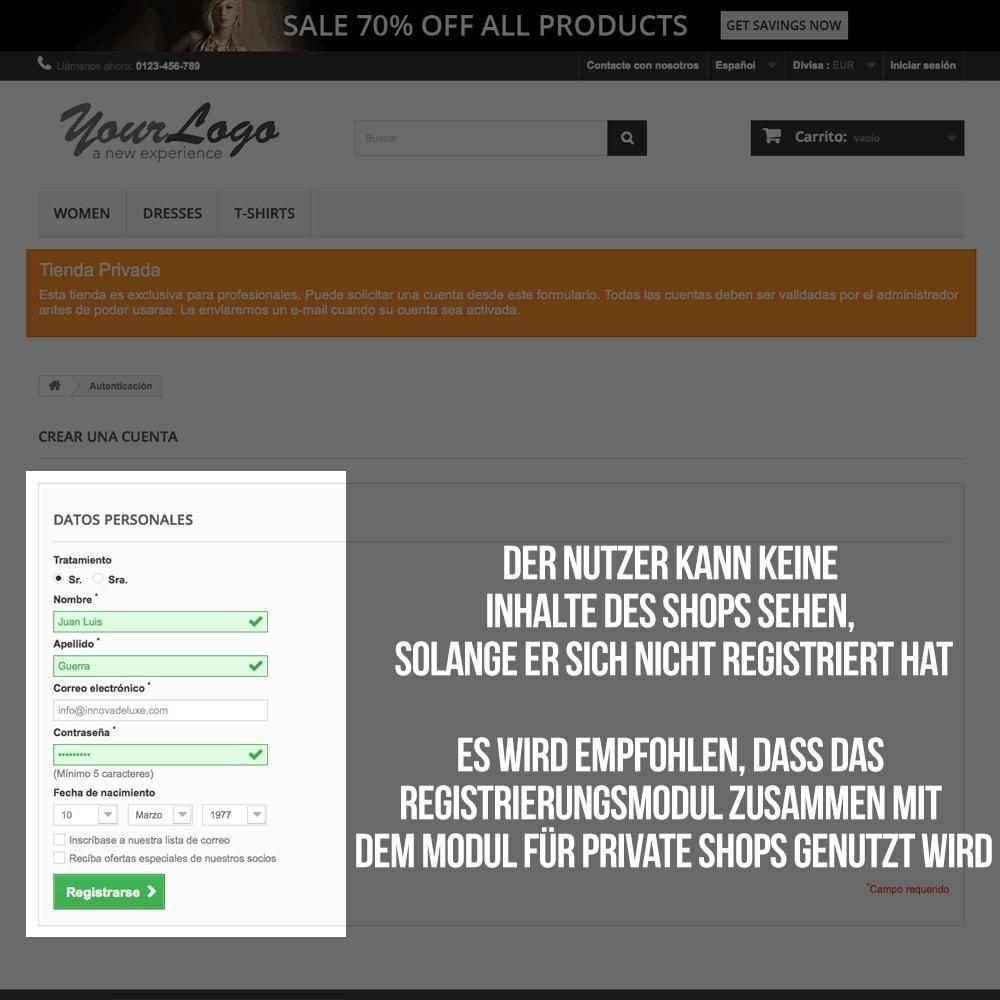 pack - B2B - Pack 1 - Store B2B Paket (Privatisierung für Profis) - 16