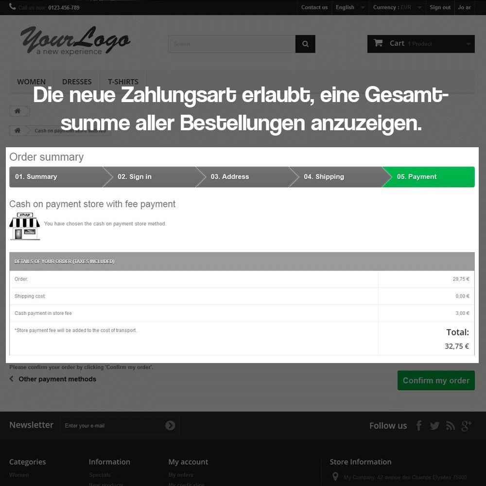 pack - Die Topangebote der Stunde – Jetzt sparen! - Pack 3 - Zahlungsarten für Ihren Online-Shop - 21