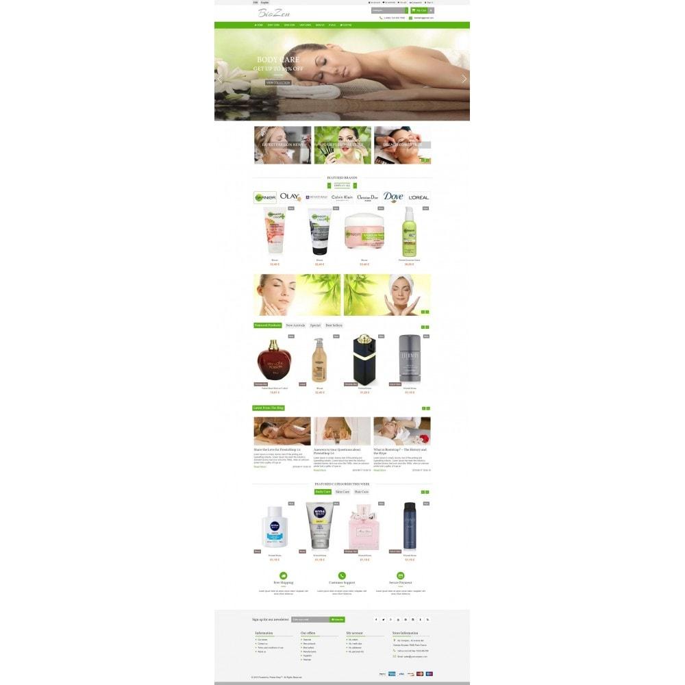 theme - Health & Beauty - Biozen Responsive 1.6 - 2