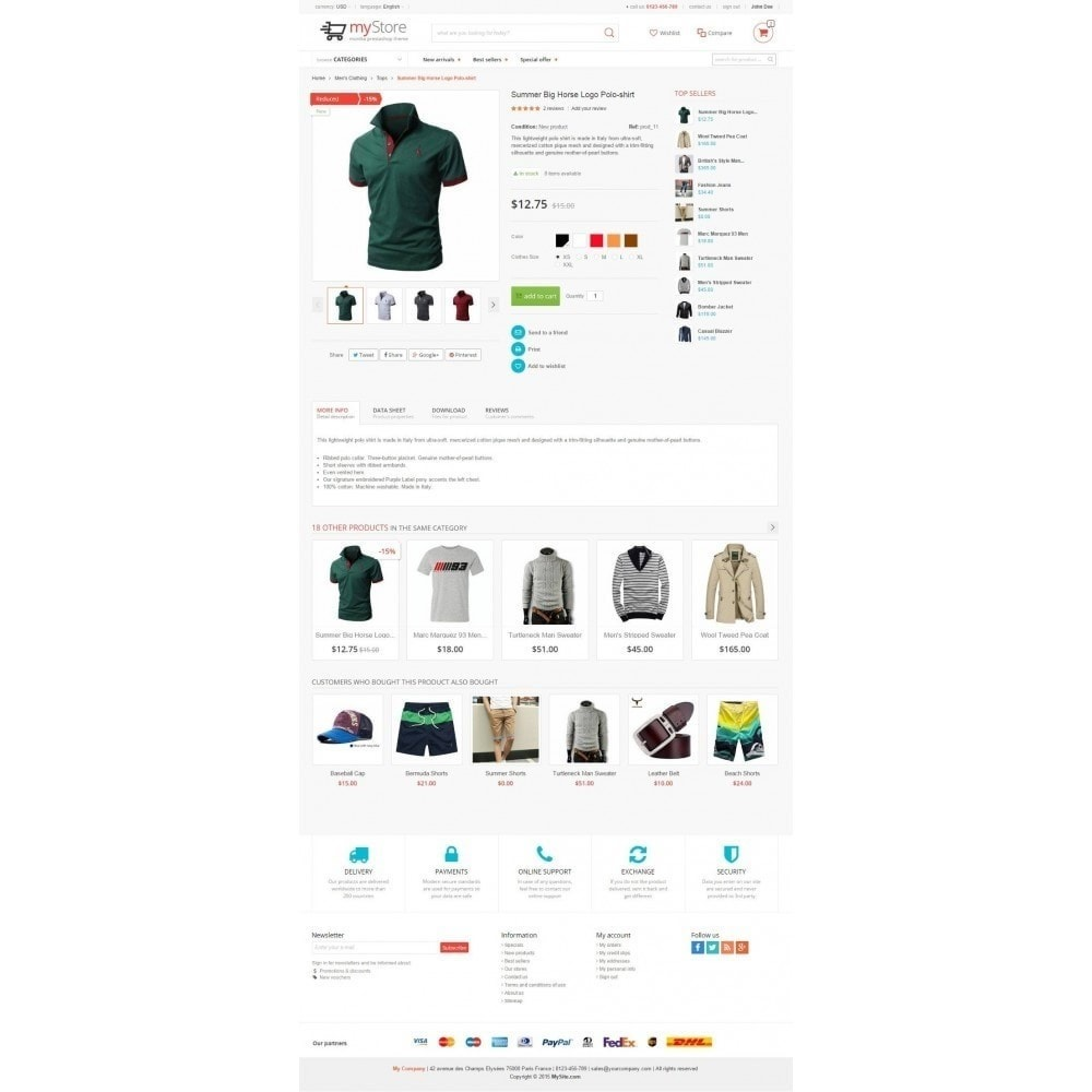 theme - Mode & Schoenen - myStore Monika - 3