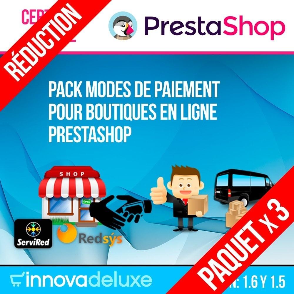 pack - Les offres du moment - Faites des économies ! - Pack 3 - essentielles paiement pour boutiques - 1