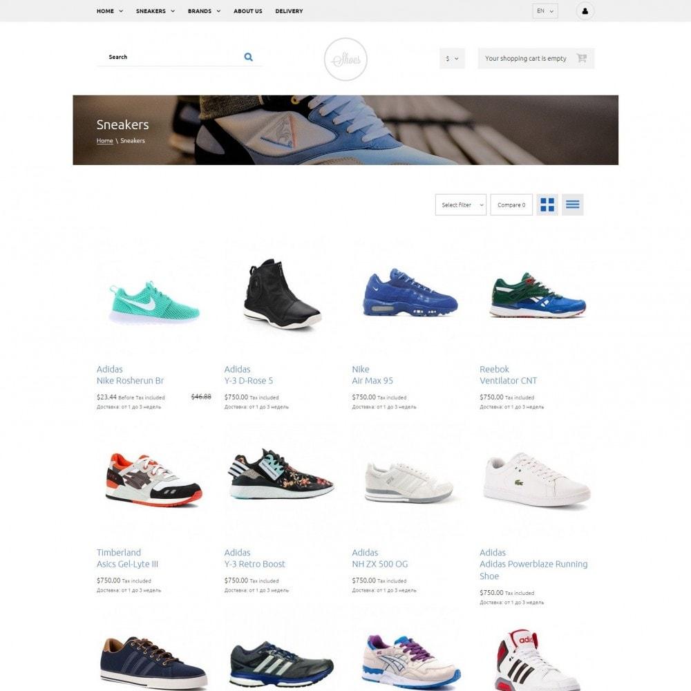 theme - Mode & Schoenen - Winkelen Modieuze Schoenen - 3