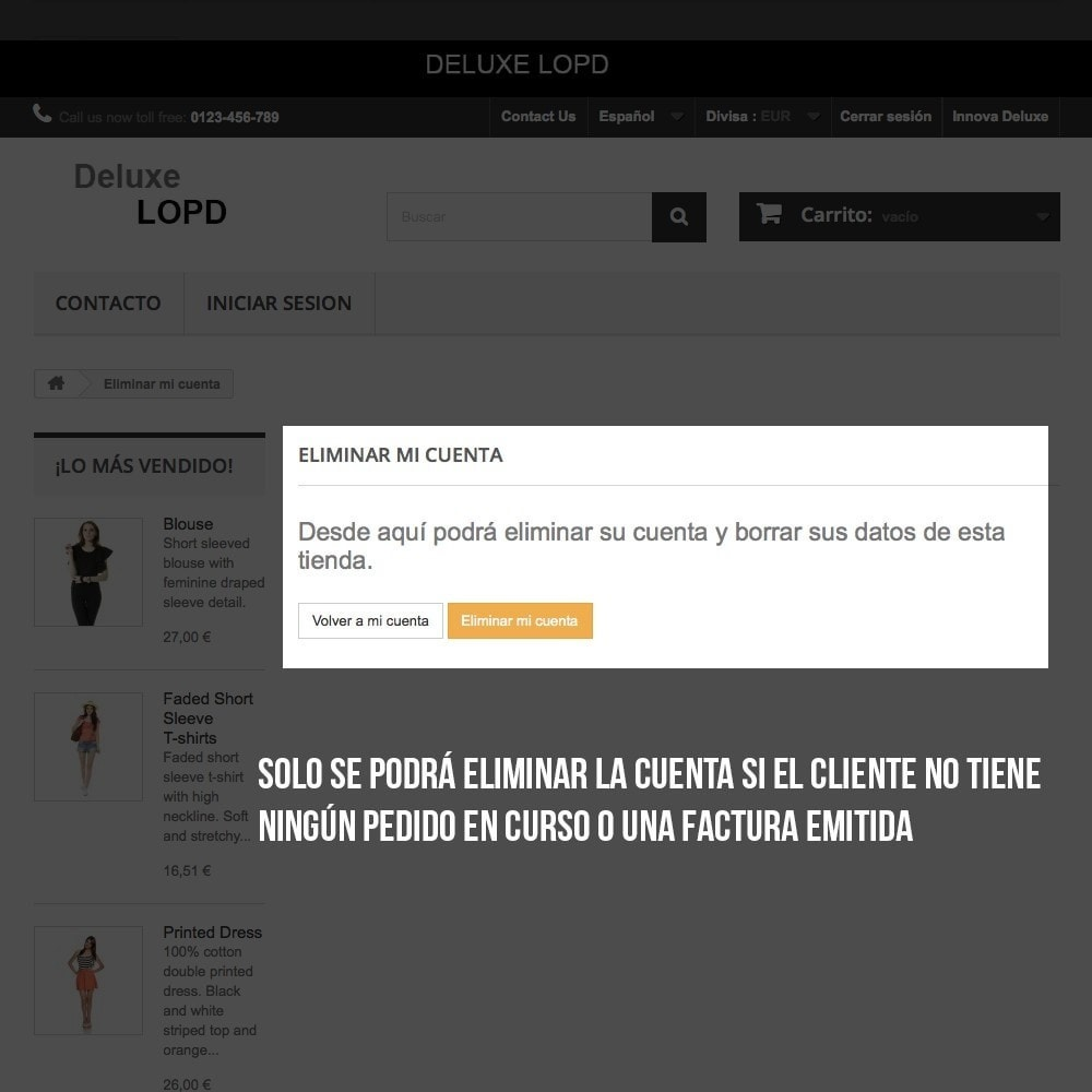 pack - Marco Legal (Ley Europea) - Pack 4 - Cumplimiento normativas legales LOPD, Cookies - 10