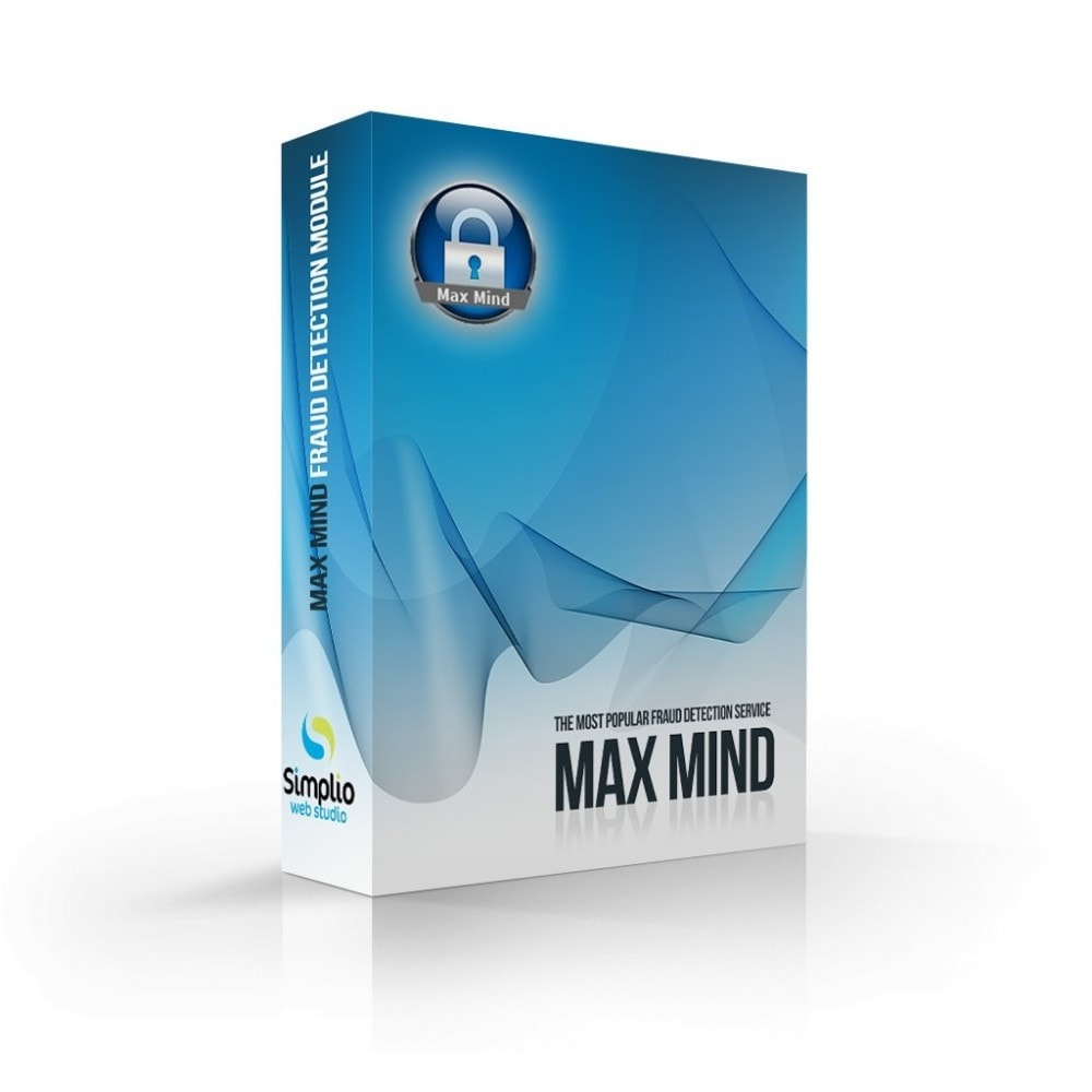 module - Security & Access - MaxMind minFraud Detection - 1
