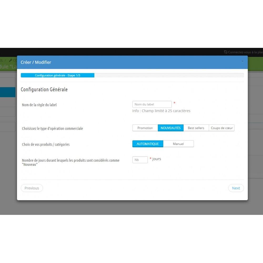 bundle - Les offres du moment - Faites des économies ! - Pack Ventes : Newsletter Mailchimp + Pop Promo + Label & Stickers personnalisables - 5