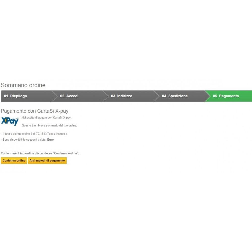 module - Pagamento con Carta di Credito o Wallet - Pos CartaSi X-Pay - QuiPago Keyclient - Avanzato - 3