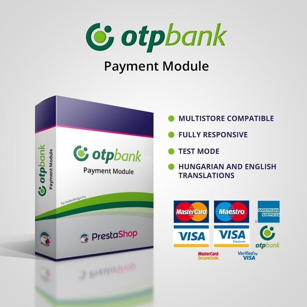 module - Zahlung per Kreditkarte oder Wallet - OTP Payment - 1