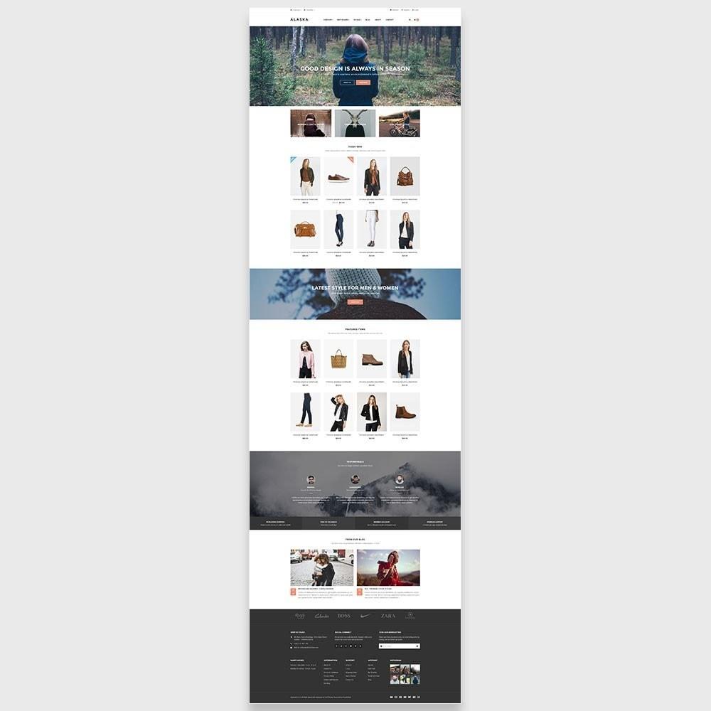 theme - Mode & Chaussures - Leo Alaska - 3