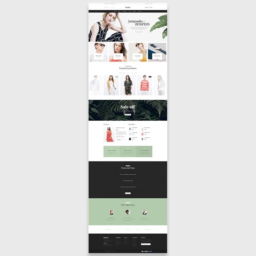 theme - Мода и обувь - Ap Bazic - 3