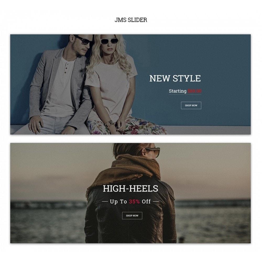 theme - Мода и обувь - JMS Hera - 4