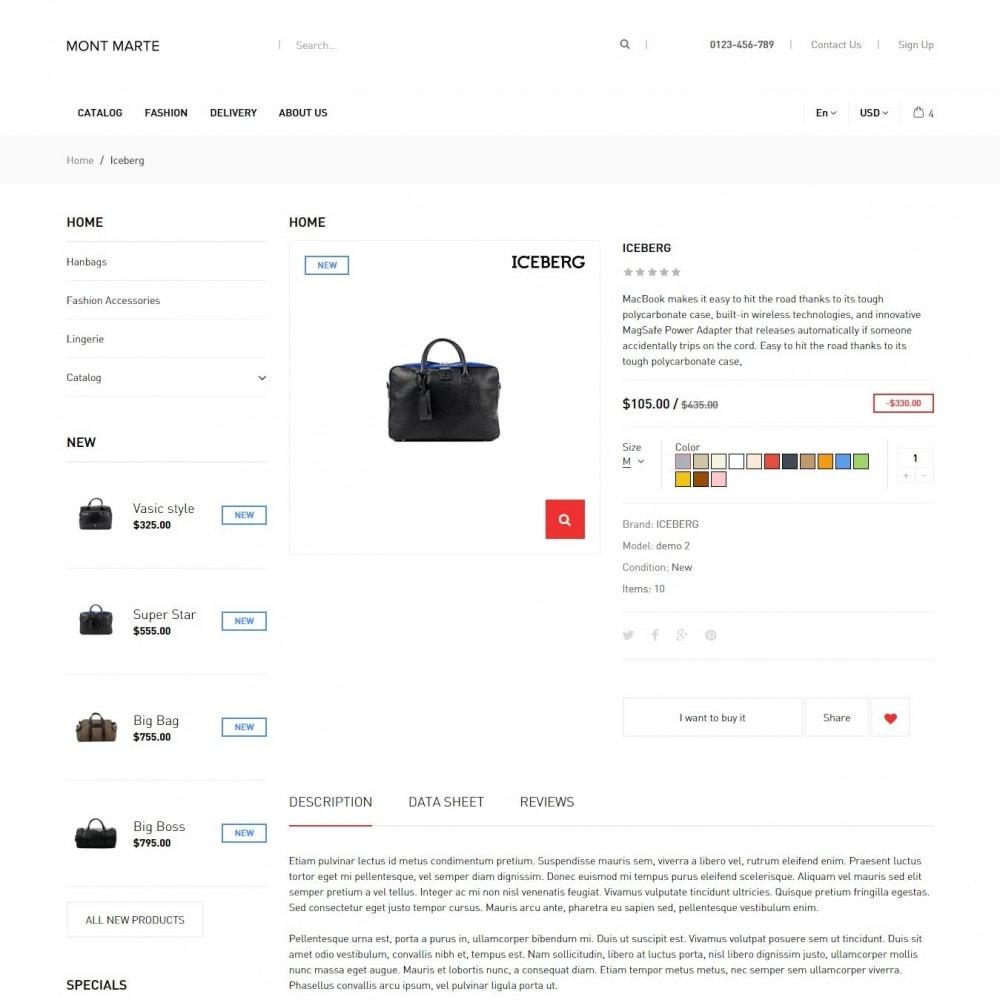 theme - Mode & Schuhe - Mont Marte Bekleidungsgeschäft - 4