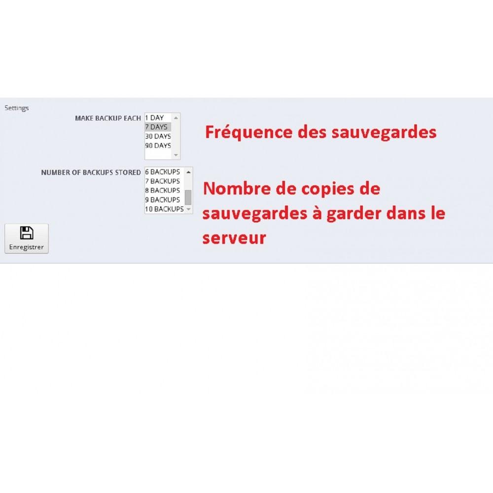 bundle - Les offres du moment - Faites des économies ! - BACKUP PACK :  AUTO BACKUP + DATABASE AUTO BACKUP - 5