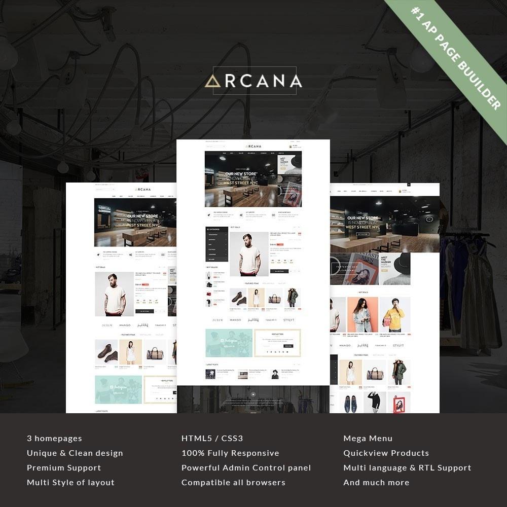 theme - Mode & Schuhe - Leo Arcana - 1
