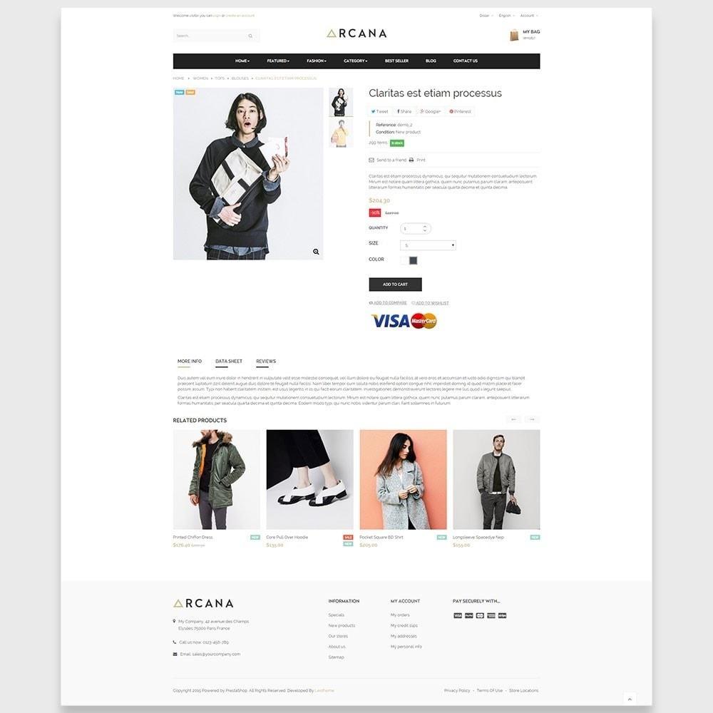 theme - Mode & Schuhe - Leo Arcana - 4