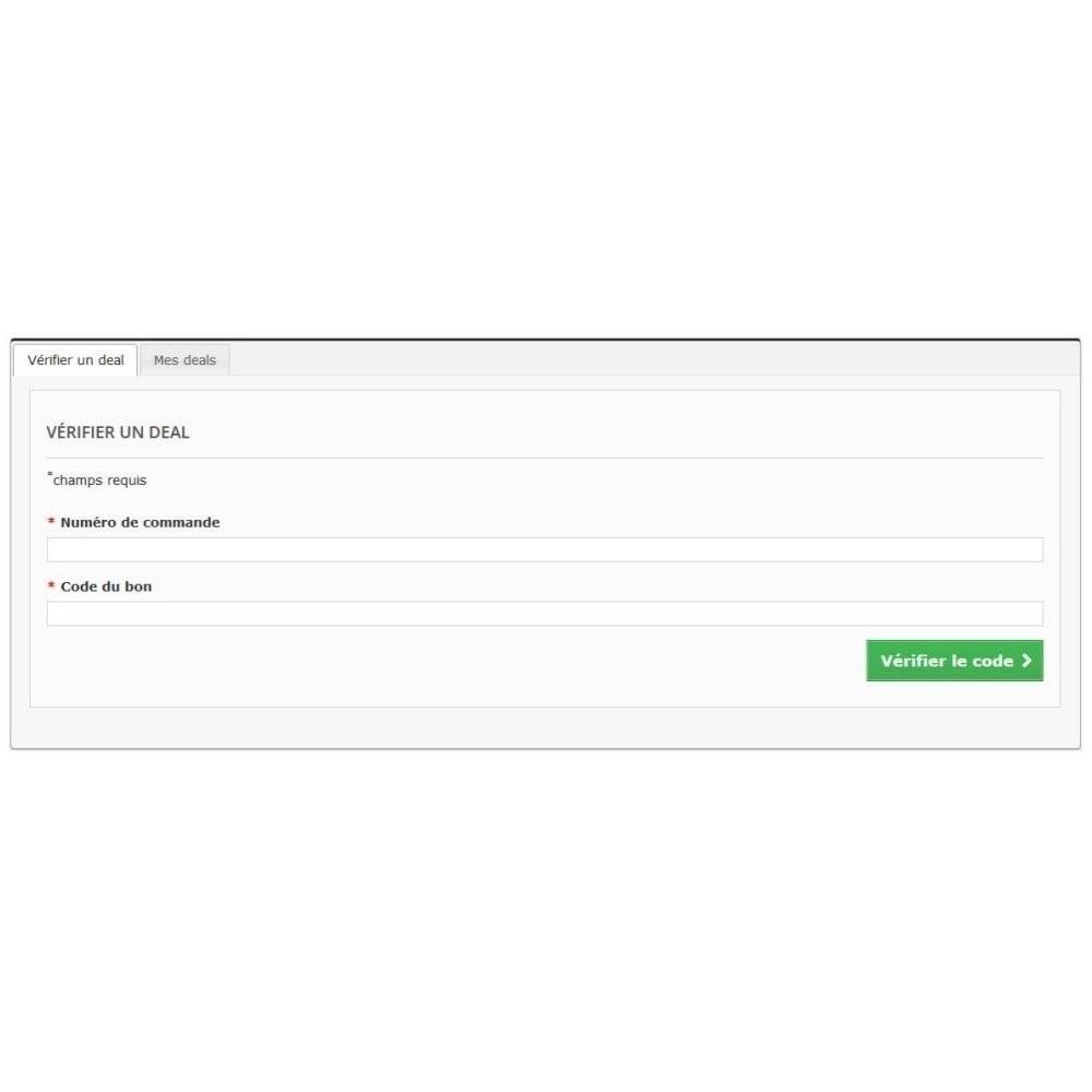 module - Uitverkoop & Besloten verkoop - PresyDeal - 8