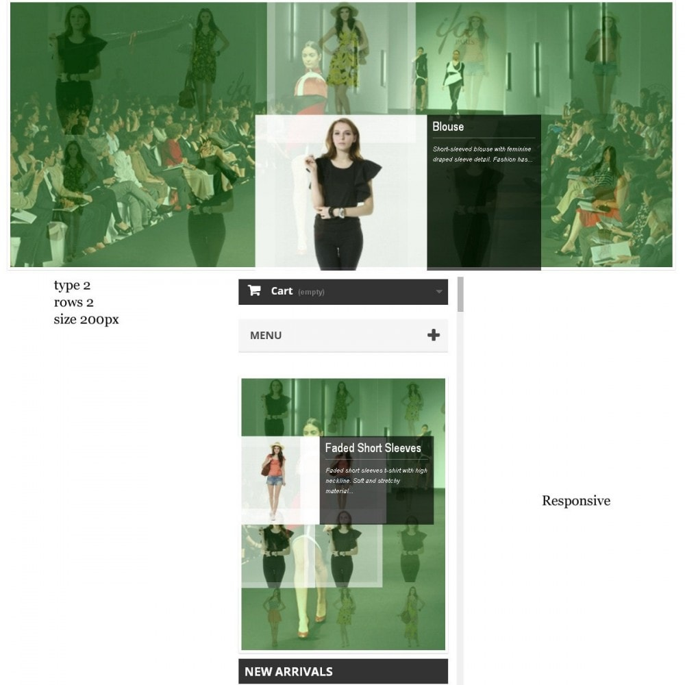 module - Sliders & Galerias - Proximity Effect - Perfect Main Page Presentation - 6