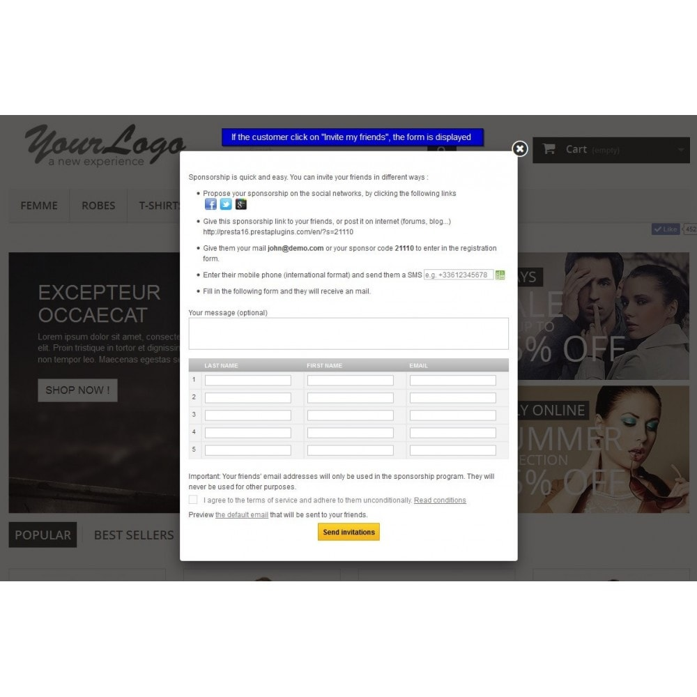 module - Referral & Loyalty Programs - All-in-one Rewards: loyalty sponsorship affiliation... - 10