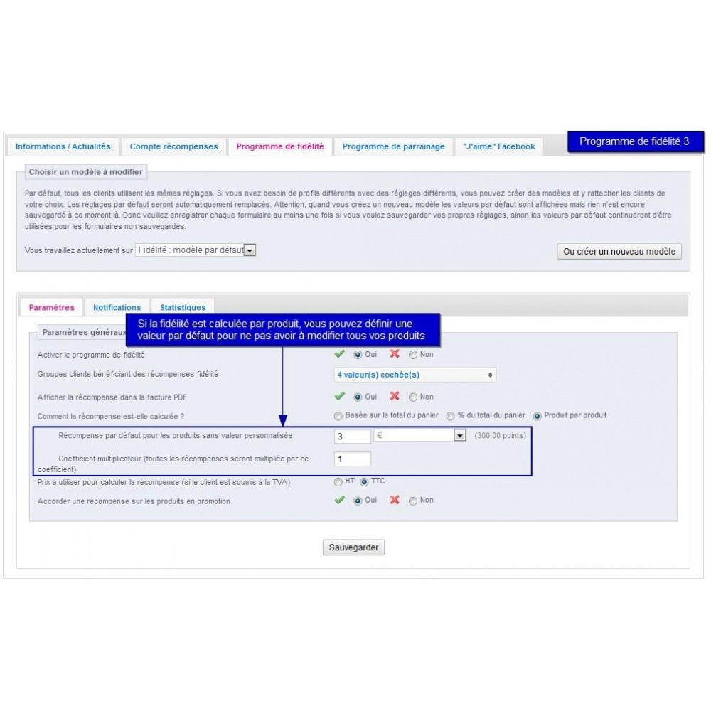 module - Fidélisation & Parrainage - All-in-one Rewards: fidélité parrainage affiliation... - 26