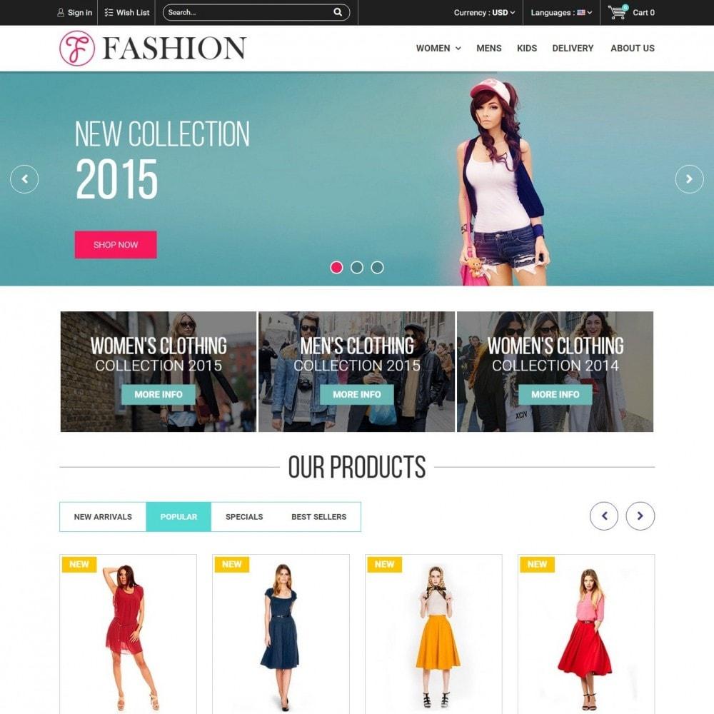 theme - Moda & Calçados - Fashion Style - Сlothes Store - 3