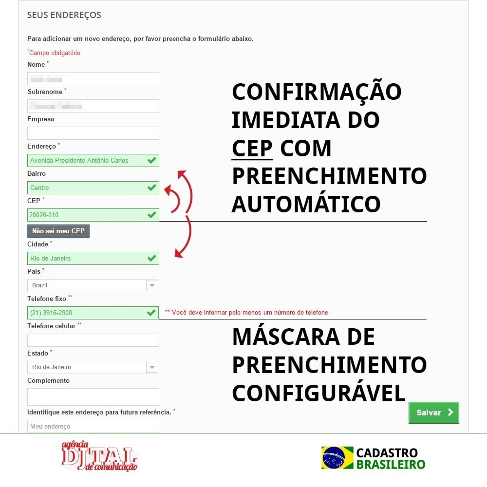 module - Registration & Ordering Process - Brazilian Registration - 3