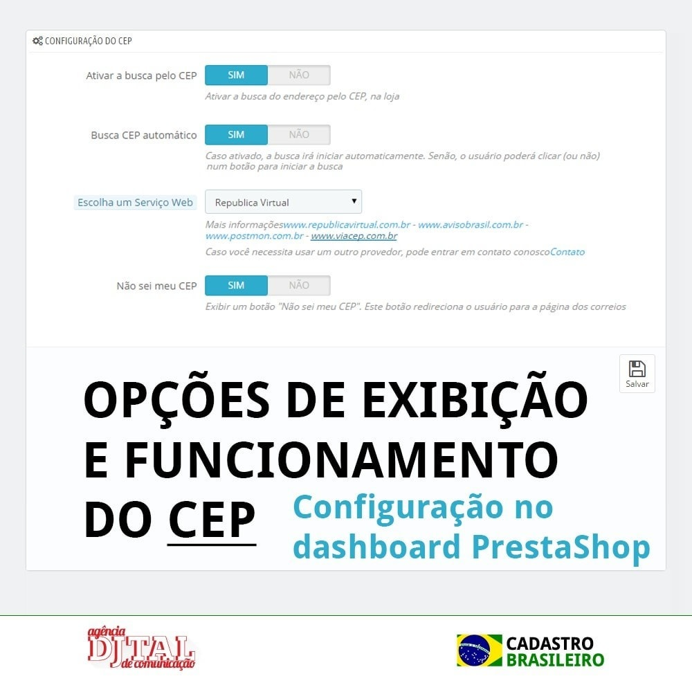 module - Registration & Ordering Process - Brazilian Registration - 5