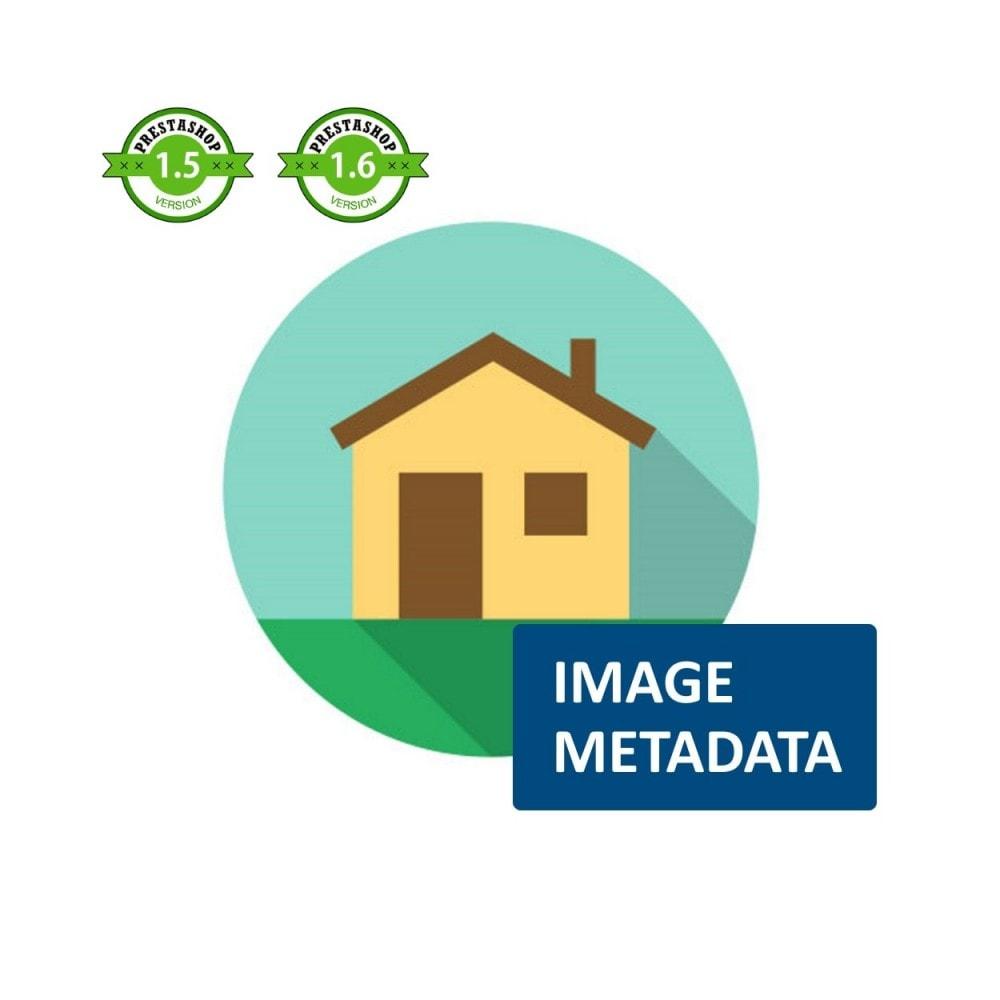 module - SEO - Image Metadata - 1