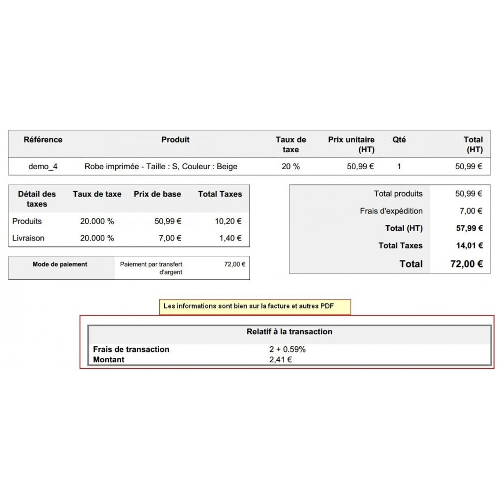 module - Paiement par Carte ou Wallet - Paiement par Western Union / Money Gram et autre - 13