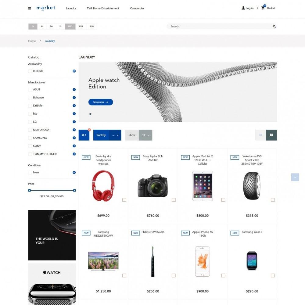 theme - Elektronika & High Tech - SuperMarket Store - 3