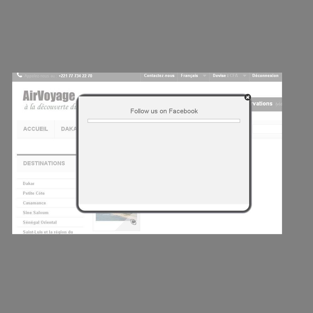 module - Pop-up - PopUp Message Pro - 4