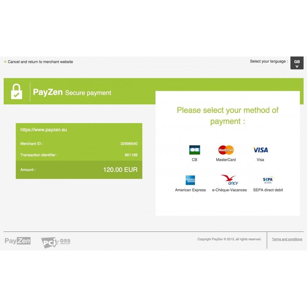 module - Pago con Tarjeta o Carteras digitales - Advanced Payment Gateway - 2