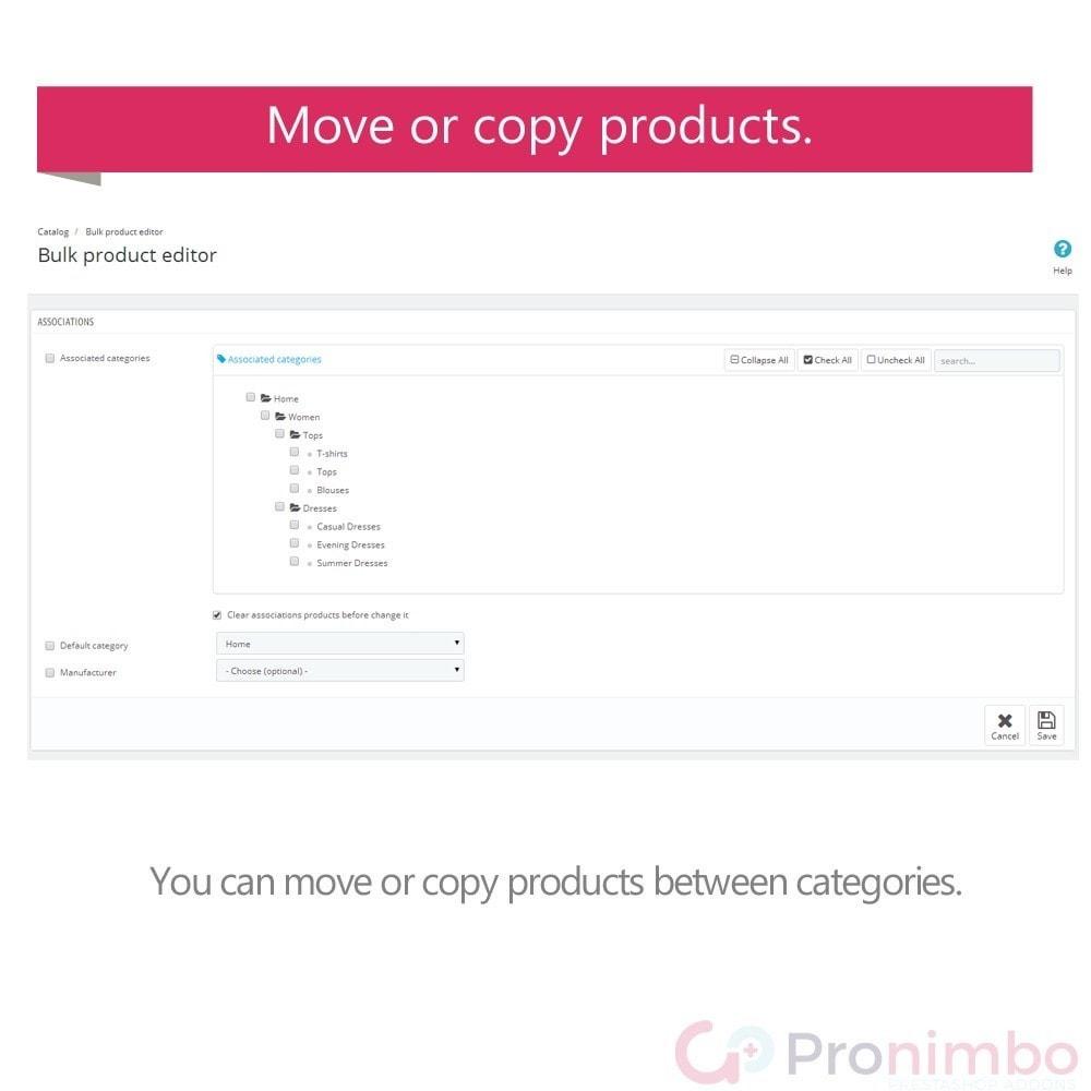 module - Быстрое & массовое редактирование - Massive Editor Product. - 4