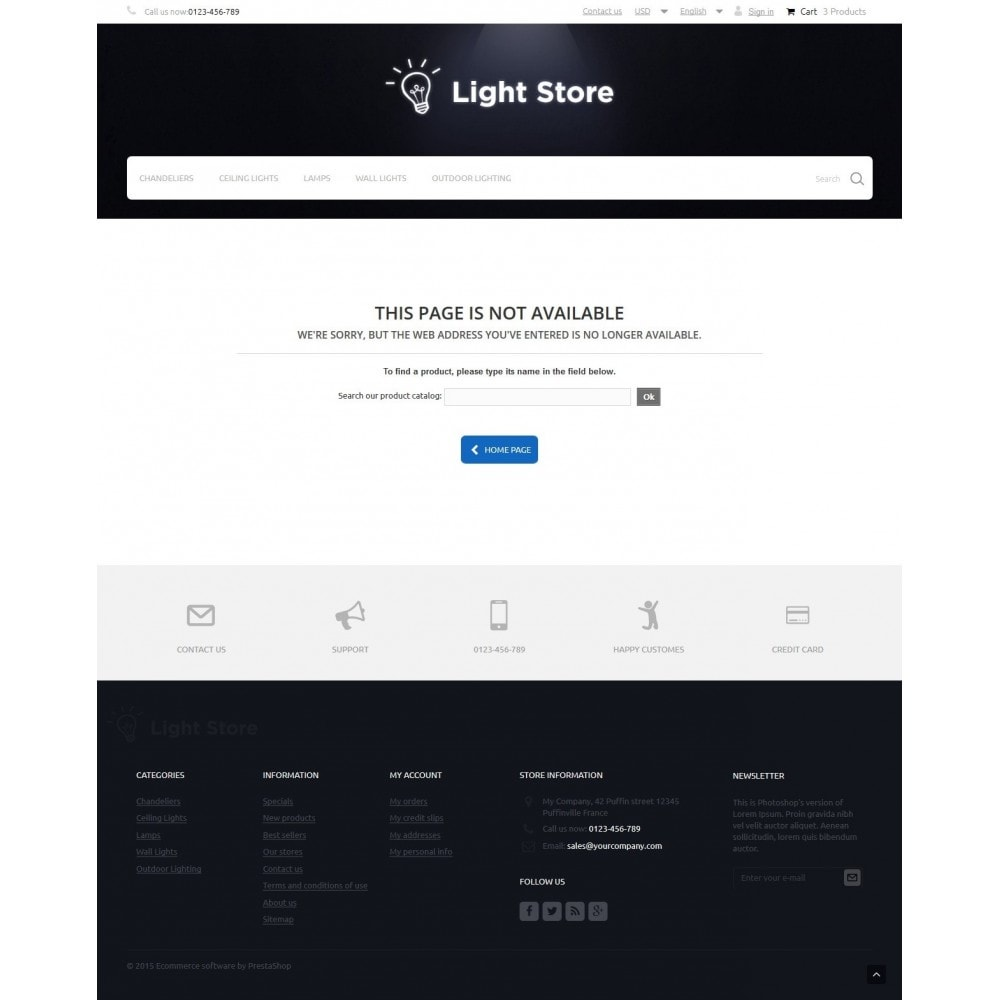 theme - Dom & Ogród - Light Store 1.6 Responsive - 9